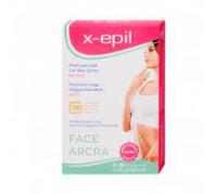 X-EPIL Használatrakész prémium gélgyantacsík arcra