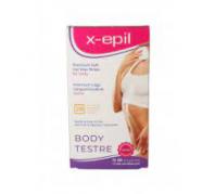X-EPIL Használatrakész prémium gélgyantacsík testre