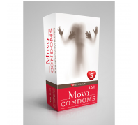 Movo Condoms Sima Plain 12 db