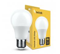 Technik LED izzó Globe A60 9W E27 270  4000K (700 Lumen )
