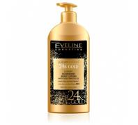 EVELINE Luxury Expert 24K GOLD testápoló nagyon száraz bőrre 350ml