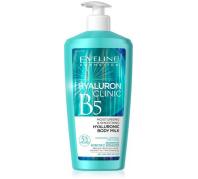 EVELINE Hyaluron Clinic B5 hidratáló testápoló tej száraz börre