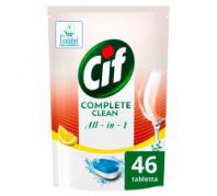 CIF gépi mosogató tabletta 46 db-os