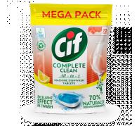 CIF gépi mosogató tabletta 70 db-os