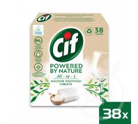 CIF gépi mosogató tabletta 38 db-os