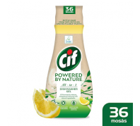 CIF gépi mosogaó gél  36 mosogatáshoz