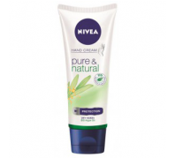 NIVEA Pure & Natural Kézápoló 100ml
