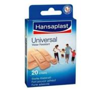 Hansaplast Universal 20x