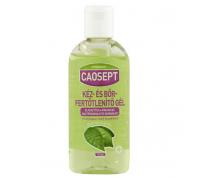 CAOSEPT Víz nélküli kézfertőtlenítő gél 110 ml zöld tea