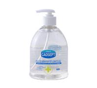 CAOSEPT Víz nélküli kézfertőtlenítő gél 500 ml (átlátszó)..