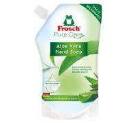 Frosch Folyékony szappan utántöltő Aloe Vera 500ml