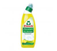 Frosch WC tisztító gél citromos 750ml