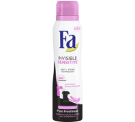 Fa deospray Invisible Sensitive 150ml