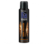 Fa deospray Men Dark Passion 150ml
