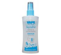 Vape Derm Invisible szúnyog és kullancsriasztó pumpás aerosol 100ml