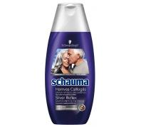 Schauma sampon Hamvas csillogás (sárga hatás elleni összetevővel, szőkített és ő