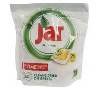 Jar mosogatógép tab. AIO Yellow 24CT