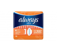 Always Intim betét Ultra Normal Plus 10