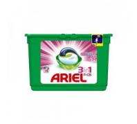 Ariel mosókapszula Touch of Lenor 14 db