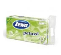 Zewa Deluxe 3 rétegű toalettpapír camomile comfort 8 tek.