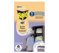 Raid Active molyirtó lap 4db/24