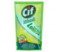 CIF kézi mosogatósz.500ml utánt.Lemon