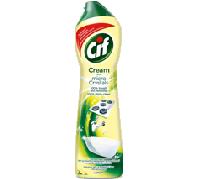 CIF súrolókrém 250ml Lemon
