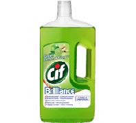 CIF folyékony tiszt.1L Brilliance Green