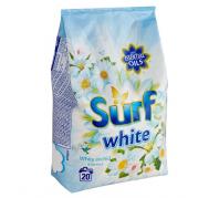 SURF Mosópor 20W1.17KG White Orchidea