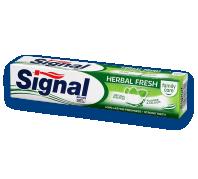SIGNAL fogkrém 75ml Family Herbal Fresh