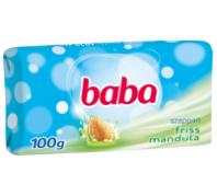 BABA szappan 100g Friss mandula