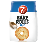 7 D Bake Rollskenyércsipsz 80 g. natúr sós