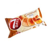 7 Dayscroissant 60 g karamellás midi