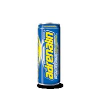 Adrenalinenergiaital 250 ml dobozos