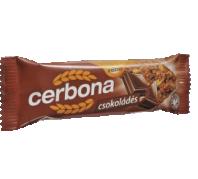 Cerbonamüzliszelet 20 g csokis