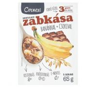 Cornexizabkása 65 g banán-csoki