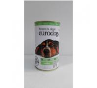 Euro Dogkutyaeledel 1240 g konzerv vadas