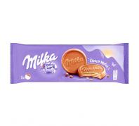 Milkaostyatallér 150 g choco