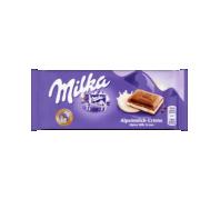 Milkatejcsoki 100 g alpenmilch cream