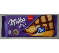Milkatejcsoki 87 g tuc kekszes