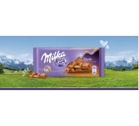 Milkatejcsoki 90 g triple caramel
