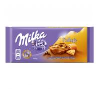 Milkatejcsoki 93 g collage karamell fudge