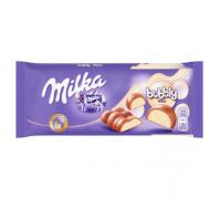 Milkatejcsoki 95 g bubbly white