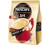 Nescafé kávé 170 g 3in1 (10x17g) sweet&creamy